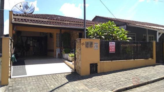 Casa Com 5 Dormitórios À Venda, 200 M² Por R$ 350.000 - Itoupavazinha - Blumenau/sc - Ca0546