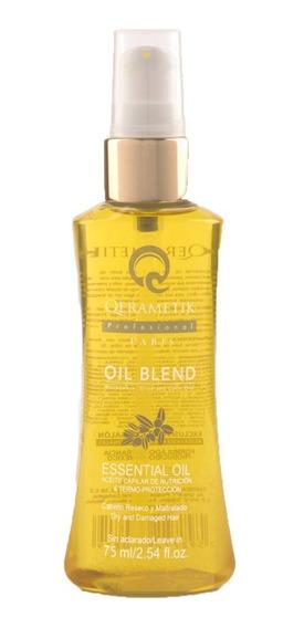 Aceite Tratamiento Capilar Para Cabello 75 Ml Oil Blend