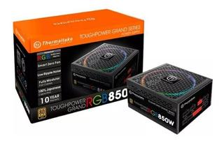 Fuente Pc Gamer Thermaltake Tp Grand Rgb 850w 80 Plus Gold Full Modular