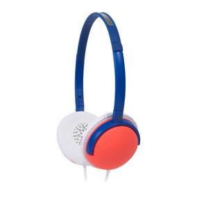 Fone De Ouvido Koss Headphone On-ear Ruk 40t - Laranja