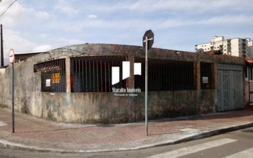 Casa Na Guilhermina Em Praia Grande Sp.