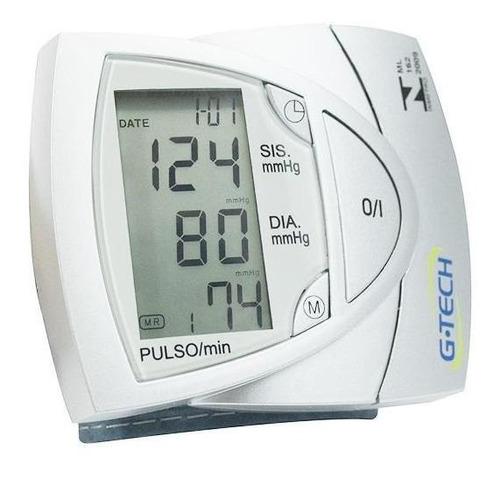 Medidor de pressão arterial digital de pulsoG-Tech BP3AF1