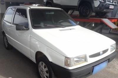 Fiat Uno Mille - Branco