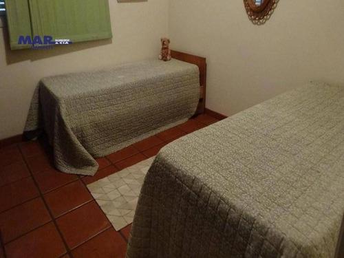Imagem 1 de 6 de Apartamento Residencial À Venda, Barra Funda, Guarujá - . - Ap8153