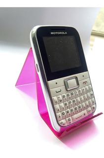Motorola Ex108 (seminovo)-desbloqueado