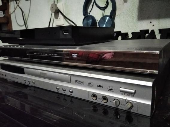 3 Dvds LG+tec Toy Dvt F500