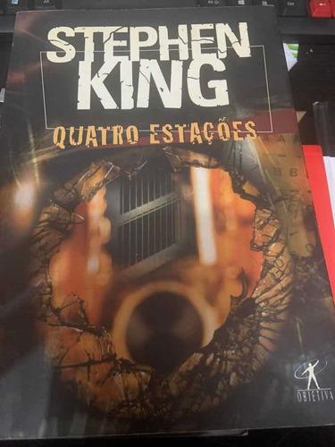 Livro Quatro Estações - Stephen King