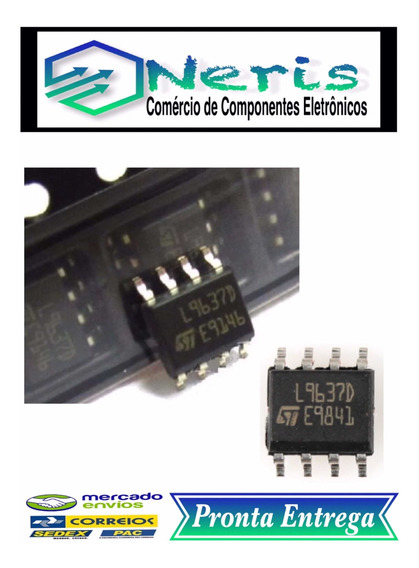 L9637d Smd Soic8 (01 Pç.)