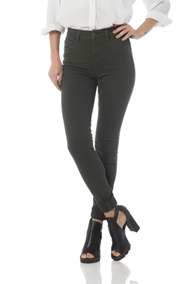 Calça Feminina Colorida Skinny Média - Dz2560-10