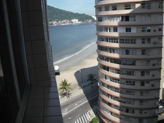 Belíssimo Apartamento Beira Mar - São Vicente