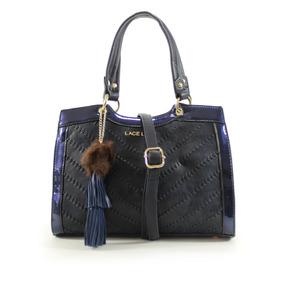 9ed92915d Bolsa Lace Lore Azul - Calçados, Roupas e Bolsas no Mercado Livre Brasil