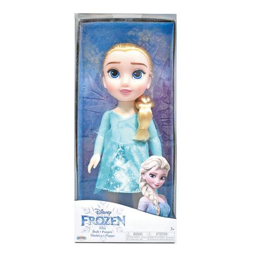 Muñeca Articulada Frozen 33cm Elsa