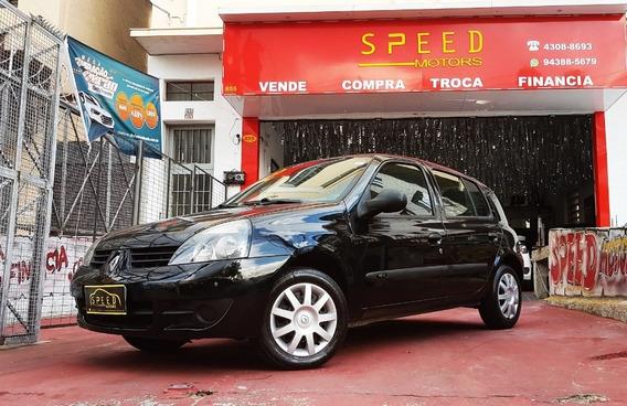 Renault - Clio 1.0 Campus - 2012 - Aceito Troca - Financio