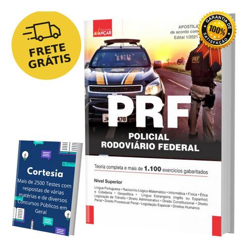 Apostila Prf - Policial Rodoviário Federal - Impressa