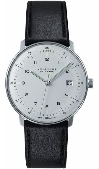 Reloj Junghans Max Bill Para Hombre Original Jh027470000