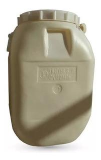 Tambor Plástico Cuñete Tacho Tanque Cestos 50 Kilos Usados