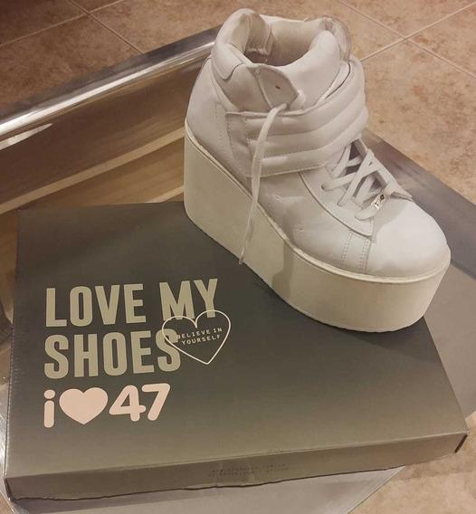 Zapatos 47street Lali Esposito
