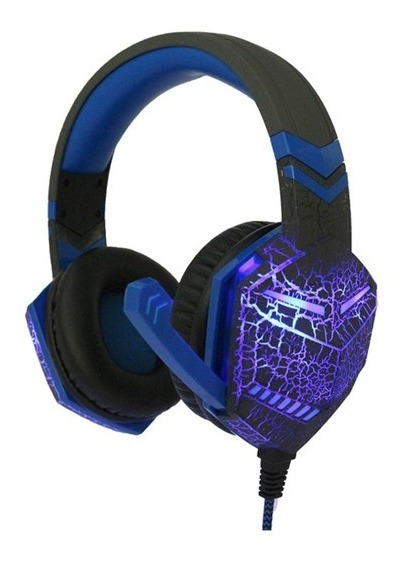 Fone Com Microfone C/fio 2m Controle Ps3 Ps4 Headphone Usb