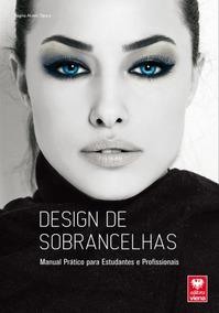 Livro Design De Sobrancelhas.ilustrado E Colorido