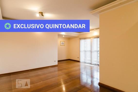 Apartamento No 4º Andar Com 4 Dormitórios E 3 Garagens - Id: 892962020 - 262020
