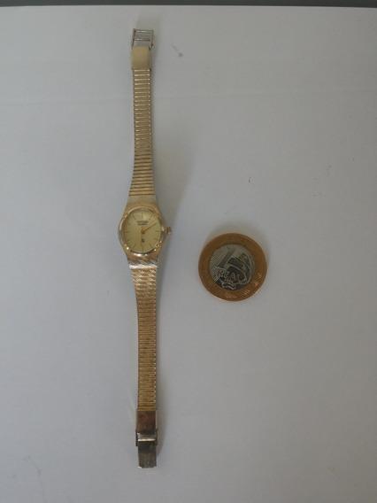 Relógio De Pulso Citizen Quartz D35828-22 Bj