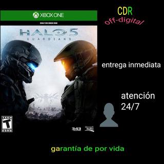 Halo 5 Guardians Xbox One Offline Oferta