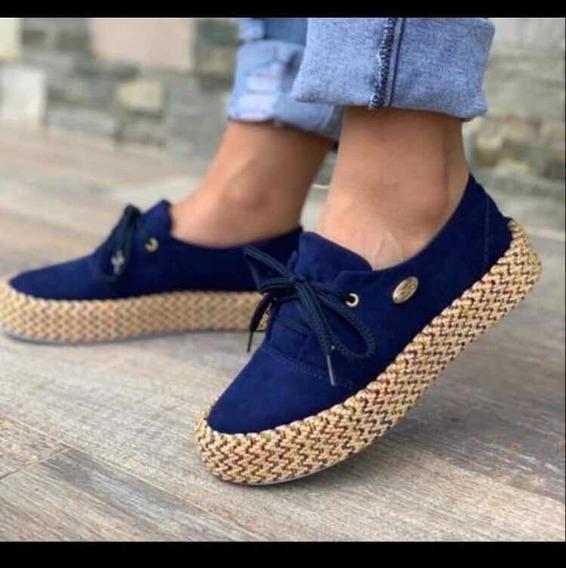 Zapatos De Dama Plataforma