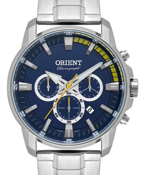 Relógio Orient Masculino Mbssc191 D1sx C/ Garantia E Nf