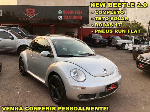 Vw New Beetle 2.0 Automático Teto (n Jetta Saveiro Gol)