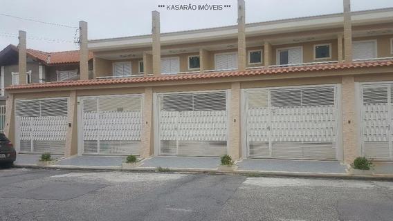 Oportunidade De Venda - Sobrado Novo Com Fino Acabamento E Excelente Localização. - Ca00260 - 34331448