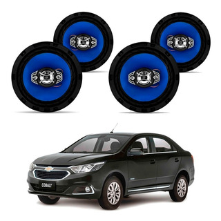Kit 4 Alto Falante 6 Pol Orion Gm Cobalt 220w Rms Som Carro