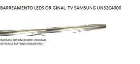 Barra Leds Tv Samsung Un32c4000