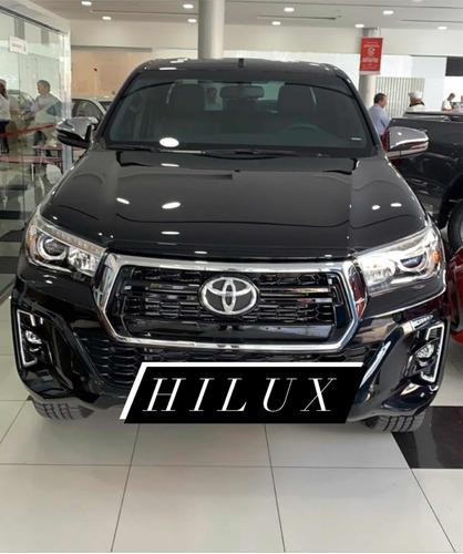 Imagem 1 de 7 de Toyota Hilux 2020 2.8 Tdi Srx Cab. Dupla 4x4 Aut. 4p