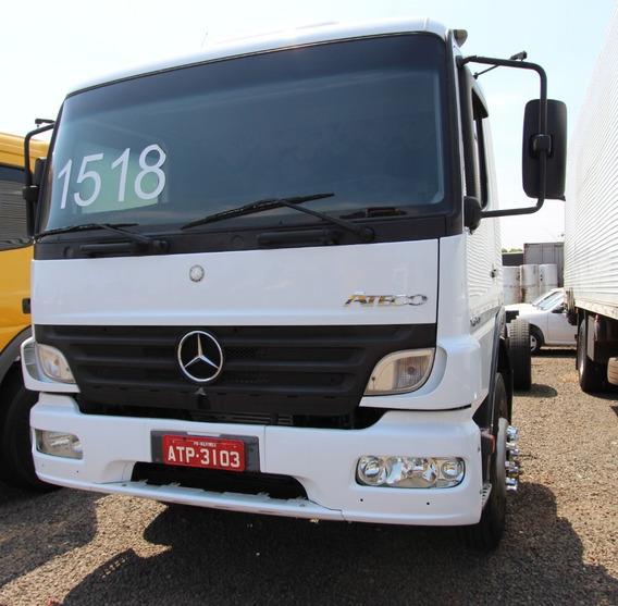 Mercedes-benz 1518 - 2009/09 - 4x2 I Pneus Novos (atp 3103)