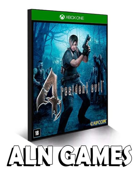 Resident Evil 4 Xbox One Midia Digital + Brinde