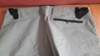 Pantalon Montagne Muy Buen Estado Térmico Poliamida Ttc