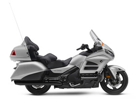 Honda Gl1800 Goldwing Confort Audio Silver Okm