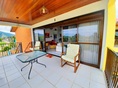 Imagem 1 de 30 de Apartamento Com 3 Dorms, Praia Do Sapê, Ubatuba - R$ 689 Mil, Cod: 1413 - V1413