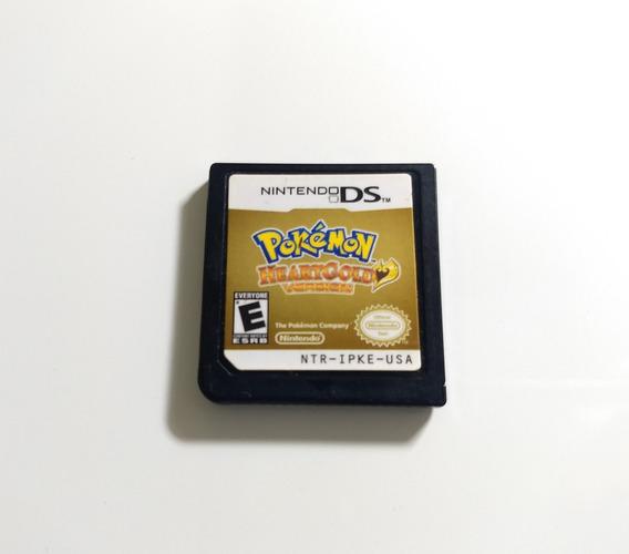 Pokemon Heart Gold Version - Só Mídia - Ds / 3ds - Impecável !!!