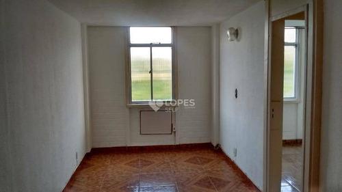 Apartamento Com 3 Dormitórios À Venda, 72 M² Por R$ 300.000,00 - Fátima - Niterói/rj - Ap31247