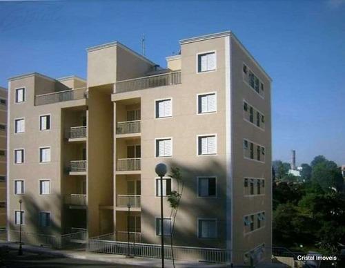 Imagem 1 de 16 de Apartamento Para Venda, 2 Dormitórios, Granja Viana - Cotia - 23788