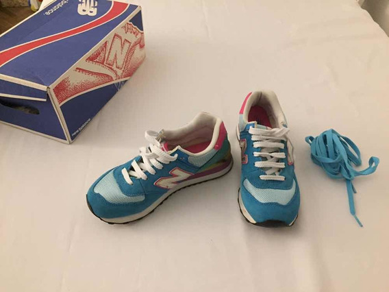Zapatillas New Balance Nro 35