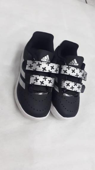 Tênis adidas Quicksport - Ref 68507 Infantil Velcro Promoção