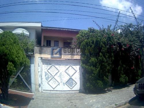 Venda Sobrado Sao Bernardo Do Campo Jardim Palermo Ref: 6416 - 1033-1-64165