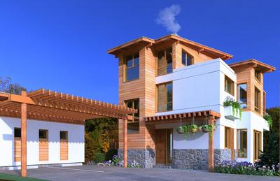 Villas De Venta En Zona Turística De Jarabacoa (rmv-165)