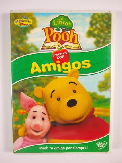 El Libro De Pooh Diviertete Con Amigos