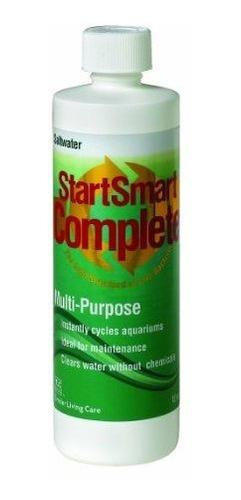 Startsmart Complete Agua Salada, 12 Onzas