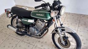 Suzuki Gt250 Ano 1976