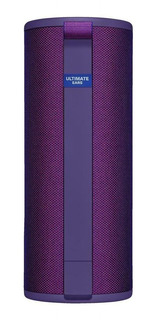 Bocina Ultimate Ears Megaboom 3 portátil inalámbrico Ultraviolet purple