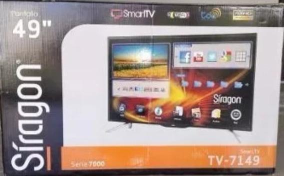 Televisor Smart Tv Siragon Modelo 7149 Full Hd